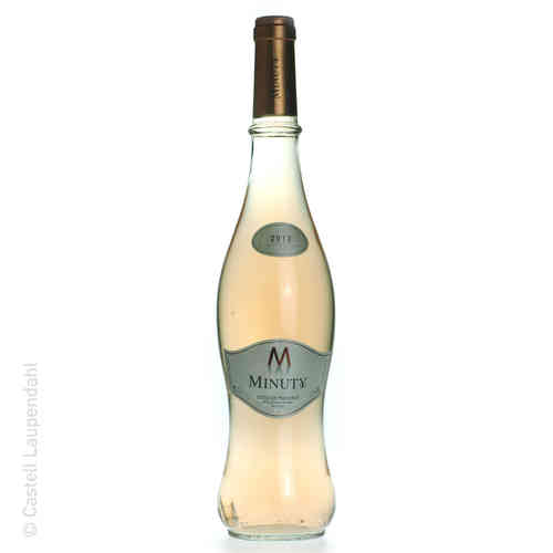 "2015er Minuty Bailly Cuvee ""M"" Cotes de Provence Rose 13%"