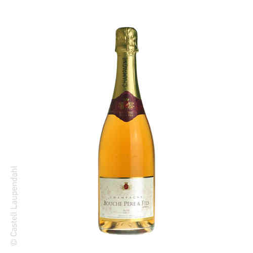 Champagner Bouche Cuvee Rose Brut 12%
